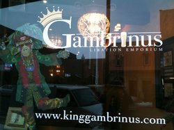 Gambrinus Libation Emporium