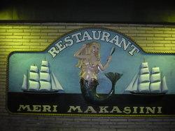 Restaurant Merimakasiini