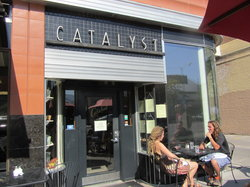 ‪Catalyst Cafe‬
