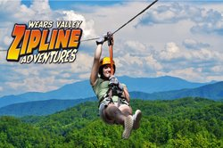 Wears Valley Zipline Adventures