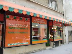 McKiwan's Szendvics