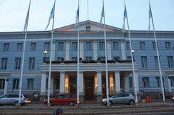 Helsinki City Hall (Kaupungintalo)