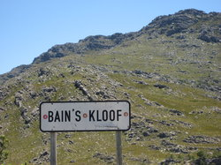 ‪Bainskloof Pass‬