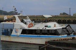 辰の島 クルージング