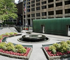 New York City Vietnam Veterans Memorial Plaza