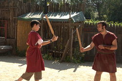 Gladiator School of Rome
