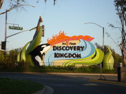 ‪Six Flags Discovery Kingdom‬