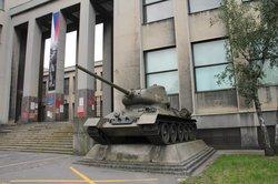 Army Museum Zizkov