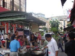 Yaw Char Kuay, Alor Street