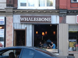 The Whalesbone Oyster House