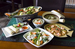 A Taste of Thailand Restaurant at Shemara Guest House