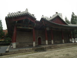 Dongmyo (Eastern Shrine)