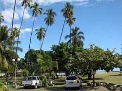 Punaauia Beach