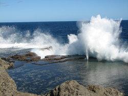 Mapu'a 'a Vaea Blowholes