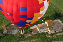 Idea Balloon Mongolfiere inToscana