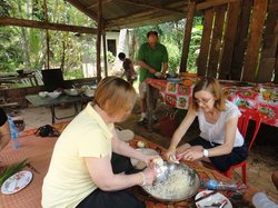 Siem Reap Countryside Cooking Class