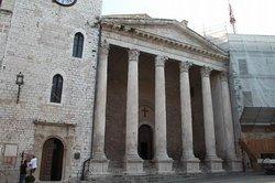 Kirche S. Maria sopra Minerva