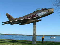 Golden Hawk CF-86 Sabre Jet