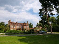 Groombridge Place Gardens