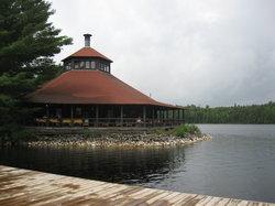 Arowhon Pines Restaurant