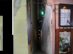 The Narrowest Street of Prague