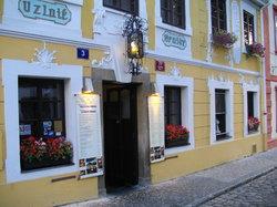 Restaurace U Zlate Hrusky