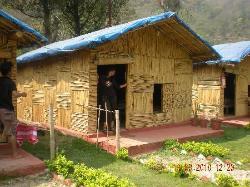 beutiful huts