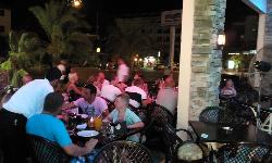 Good food, good cheer, good times! Bistro 2000 in Kumköy