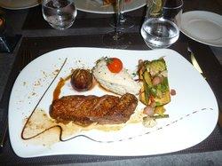 Restaurant L'Antidote Christophe Ferre