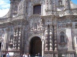 Iglesia de La Compania de Jesús