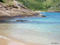Ferradurinha Beach