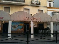 Bar Casa Paco Ceballos