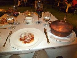 sehr gute Lasagne