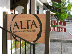 Alta Restaurant & Wine Bar