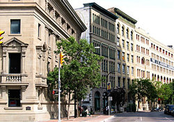 Exchange District Guided Walking Tour