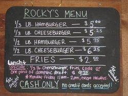 Rockys Crown Pub