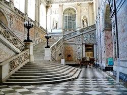 卡塞塔的18世纪花园皇宫