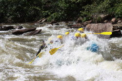 Outdoor Adventure Rafting