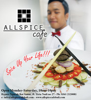 Allspice cafe