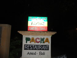 Pacha Bar and Restaurant