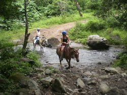 Rincon Viejo Tour - Horseback Ride to Zip Line Tour! Highly recommend.