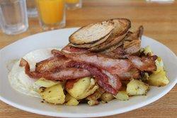 Penny Cluse Cafe