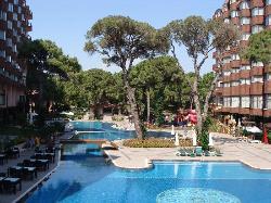 secondary pool
