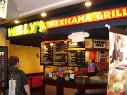 ‪Willy's Mexicana Grill‬