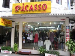 Picasso訂製裁縫