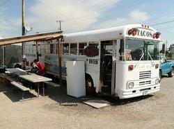 La Fiesta Mexicana The Taco Bus