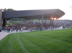 Bethel Woods Amphitheater