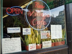 The New Village Cafe