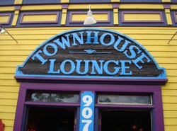 The Townhouse Lounge