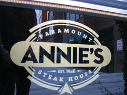 Annie's Paramount Steak House